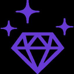 ダイヤモンドのフリーアイコン 2 ラクレ 沖縄 糸満市潮平で脱毛 痩身 フェイシャルなら
